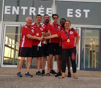 11e Tournoi Internationale de Torball Masculin @ Gymnase Malatesta