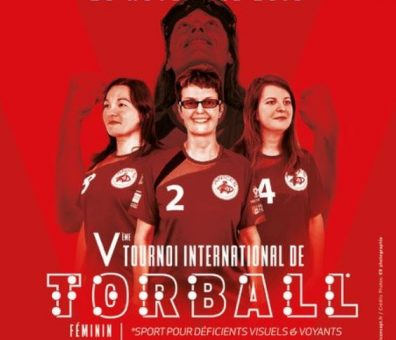 6e Tournoi Internationale de Torball Féminin @ Gymnase Malatesta