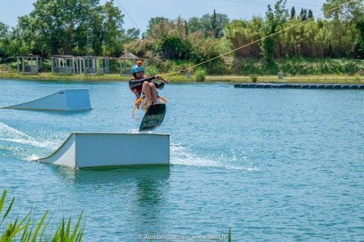 Stage WakeBoard @ South Wake Park
